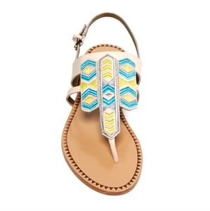 Anthropologie Fairfax Sandals by Cynthia Vincent